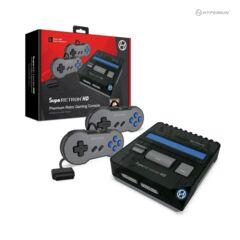 SupaRetroN HD Gaming Console for Super Nintendo - Space Black