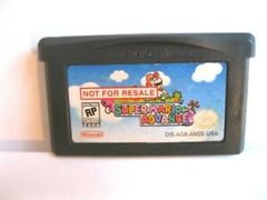 Super Mario Advance (Not for Resale) GBA