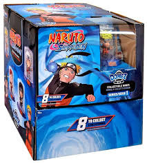 Domez Naruto Series 1 Mystery Pack