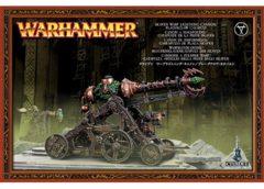 Skaven Warp Lightning Cannon/ Plagueclaw Catapult