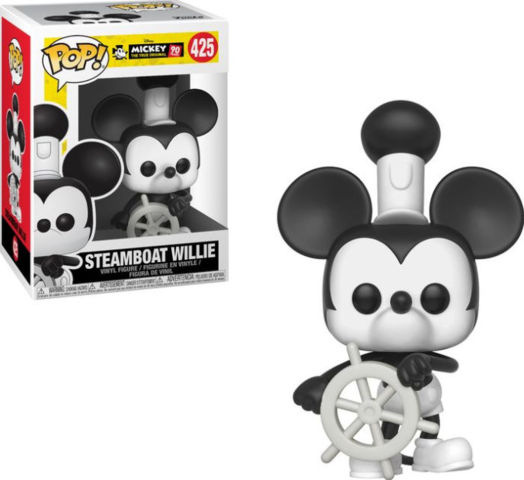 #425 - Mickey Mouse: Steamboat Willie (Disney)