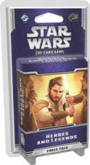 Heroes and Legends - Force Pack (Star Wars) - The Card Game