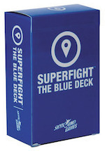 SUPERFIGHT!: The Blue Deck