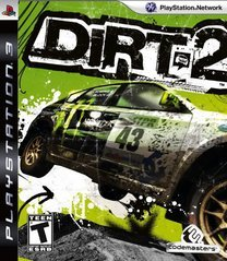 DiRT 2 (Sony) PS3