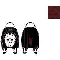 Jason Voorhees - Jason Mask (Friday the 13th Loungefly) - Mini Backpack