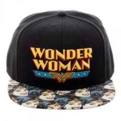 Wonder Woman (Hat) - Snapback