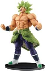 Dragon Ball Z BWFC Broly Collectible PVC Figure (Banpresto)