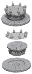 Wizkids Unpainted Mini - Magic Dias