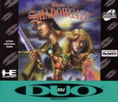 Beyond Shadowgate (Super CD)