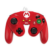 Mario Wired Fight Pad Wii (PDP)