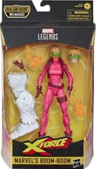 Marvel's Boom-Boom - Marvel Legends Series (Build-A-Figure - 6in)