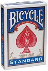 Playing Cards - Standard (Bicycle) - Blue