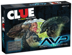 Alien vs Predator Clue