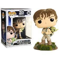 #363 - Luke Skywalker & Yoda (Dagobah) (Star Wars)