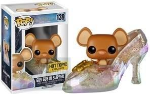 #139 - Gus Gus in Slipper (Disney) - HTE