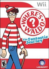 Where's Waldo The Fantastic Journey (Wii)