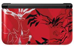 Pokemon X/Y Red Edition 3DSXL
