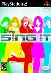 Disney - Sing It (Playstation 2)