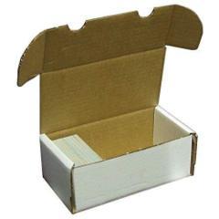 Cardboard Box 550 card