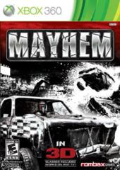 Mayhem 3D (Xbox 360)