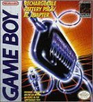 Game Boy Recargeable Battery Pack / Ac Adapter