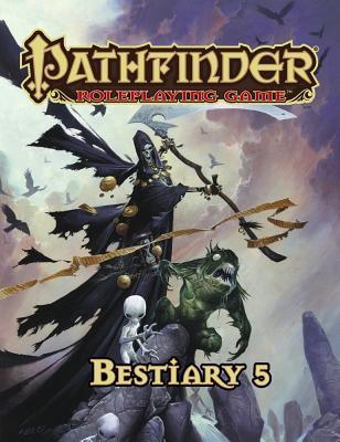 Pathfinder RPG - Bestiary 5