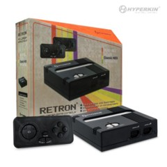 NES RetroN 1 Gaming System (Black)