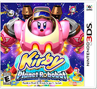 Kirby - Planet Robobot (Nintendo 3DS)