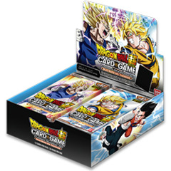 World Martial Arts Tournament - Theme Booster #2 - Booster Box