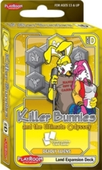 Killer Bunnies and the Ultimate Odyssey: Deadly Aliens Land Expansion Deck