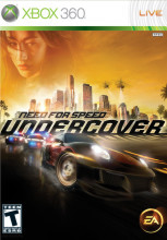 Need for Speed - Undercover (Xbox 360)