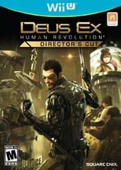 Deus Ex: Human Revolution Director's Cut (Wii U)