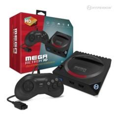 (Hyperkin) MegaRetroN HD Gaming Console for Genesis/ Mega Drive
