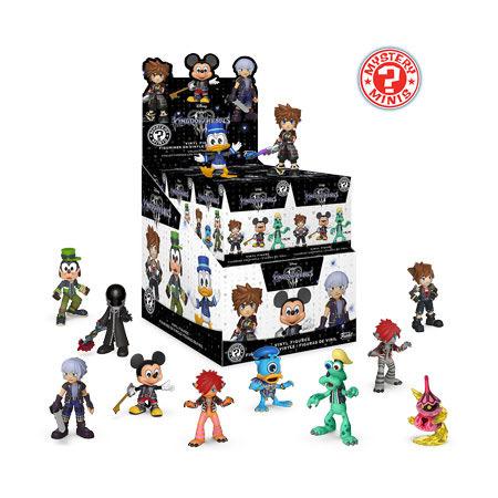 Kingdom Hearts (Disney) - Wave 3
