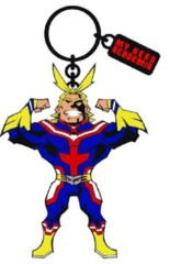 All Might (Metal Keyring) - My hero Academia