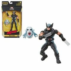 Wolverine - Marvel Legends Series (Build-A-Figure - 6in)