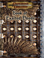 3.0/3.5 Book of Exalted Deeds (3rd Edition)