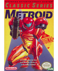Metroid (Yellow Label)