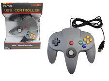 (Hyperkin) Gray - USB N64 Controller - CirKa (PC/Mac)