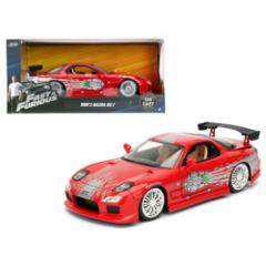Dom's Mazda RX-7 (Fast & Furious) - Jada 1:24