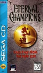 Eternal Champions - Challenge from the Darkside (Sega CD)