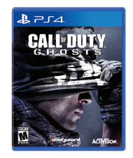 Call of Duty Ghosts (Playstation 4) - PS4