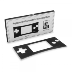 Game Boy Micro Replacement Faceplates