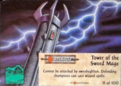 11/100 Tower of the Sword Mage
