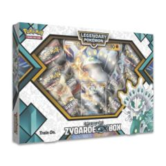 Shiny Zygarde GX Box: Box Set