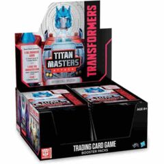 Titan Masters Attack: Booster Box