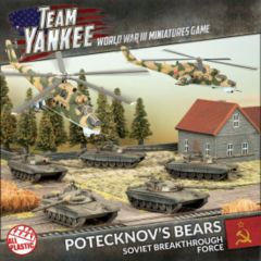 Potecknov's Bears: Soviet Breakthrough Force: TSUAB2