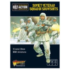 Soviet Veteran Squad in Snowsuits: 402214001