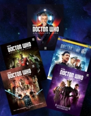 Doctor Who RPG: Core Bundle
