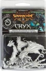 Asphyxious the Hellbringer & Vociferon: Epic Warcaster & Character Solo: 2012 Edition: PIP 34095